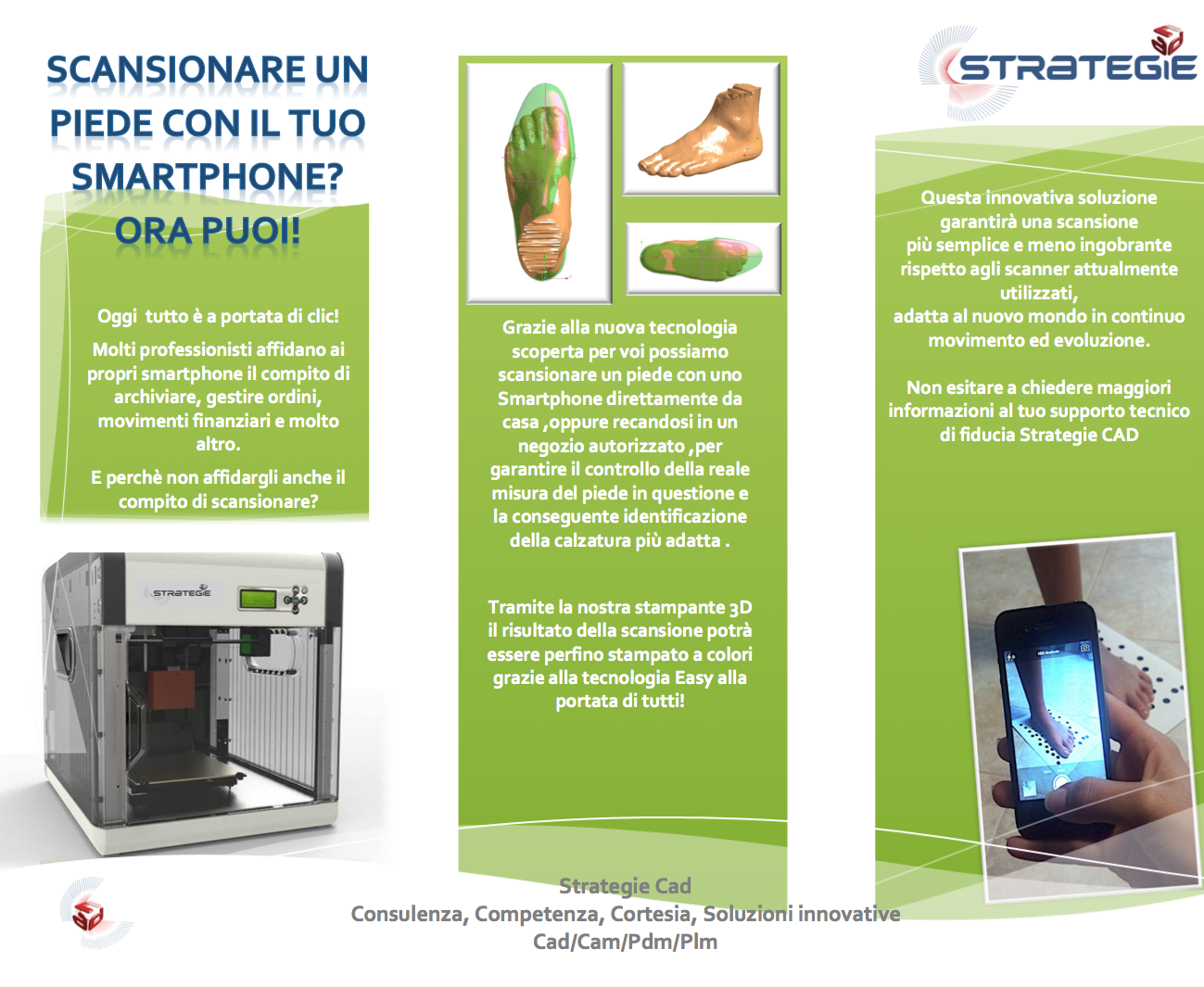 Scansione 3D smartphone