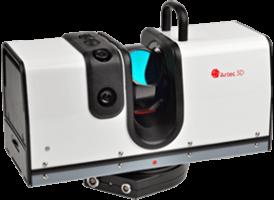artec ray laser-3d scanner